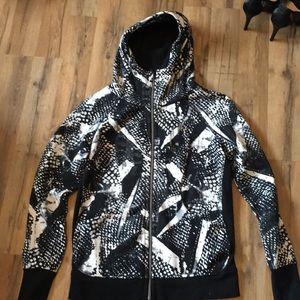 lululemon heavy weight hoodie size 10
